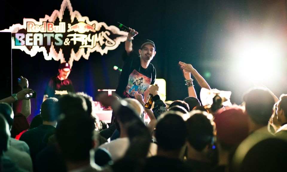 Red Bull Beats and Rhymes 2011, Wien/Prater, Foto: (c) Erwin Polanc/Red Bull Content Pool